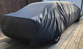 Heavy Duty Breathable Cover for HEARSE FUNERAL VEHICLE