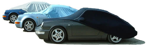 HEAVY DUTY WATERPROOF CAR COVER PORSCHE 911 COUPE ALL MODELS